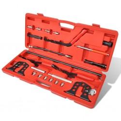 Zestaw narzędzi do ściskania sprężyn zaworu, montaż/demontaż