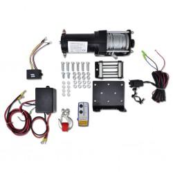 Wciągarka elektryczna 12 V (1360 kg) sterowanie bezprzewodowe