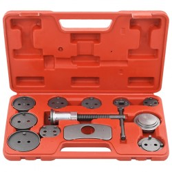 stradeXL 13 Pieces Disc Brake Caliper Wind Back Tool Kit