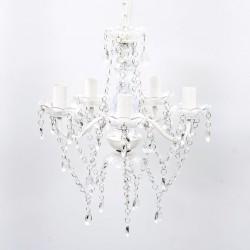 TRANSPARENT Crystal Light 5 Bulb