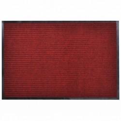 Red PVC Door Mat 90 x 150 cm