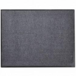 Grey PVC Door Mat 90 x 150 cm