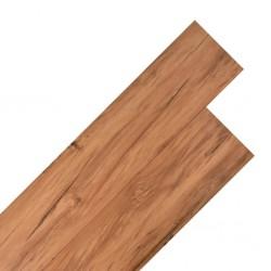 stradeXL Panele podłogowe z PVC, 5,26 m², 2 mm, naturalny wiąz