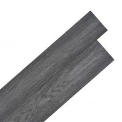stradeXL Samoprzylepne panele podłogowe PVC, 5,02 m², 2 mm, czarno-białe