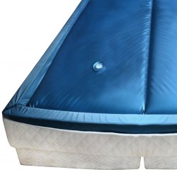 stradeXL Materac do jednoosobowego łóżka wodnego, 220x100 cm F5