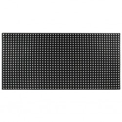stradeXL Mat Rubber 16 mm 100x200 cm