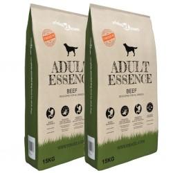 stradeXL Sucha karma dla psów Adult Essence Beef, 2 szt., 30 kg