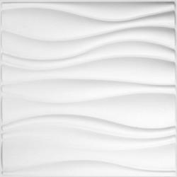 WallArt 24 panele ścienne 3D GA-WA04, Waves
