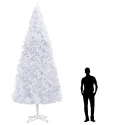 stradeXL Artificial Christmas Tree 400 cm White