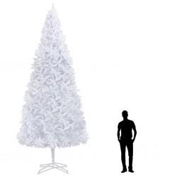 stradeXL Artificial Christmas Tree 500 cm White
