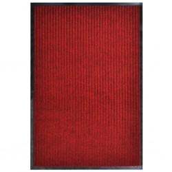 stradeXL Door Mat Red 160x220 cm PVC