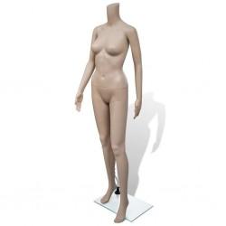 stradeXL Manekin kobiecy bez głowy