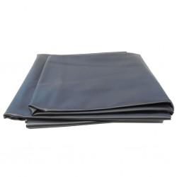 Ubbink AquaLiner Pond Liner PVC 6 x 4 m Black