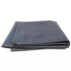 Ubbink AquaLiner Pond Liner PVC 6 x 7 m Black
