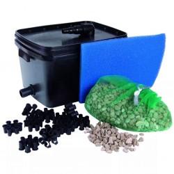 Ubbink Filtr do oczka wodnego FiltraPure 2000, zestaw, 16 L, 1355965