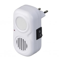Nature Electric Ultrasonic Insect/Mouse Repellent 25 sqm