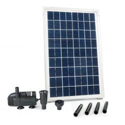 Ubbink SolarMax 600 Set with Solar Panel and Pump 1351181