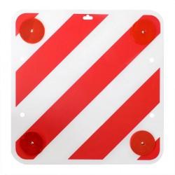 ProPlus Znak ostrzegawczy Plastik 50 x 50 cm z odblaskami 361228