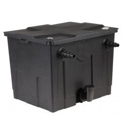 stradeXL Filtr biologiczny do oczka wodnego, 8000 L/h