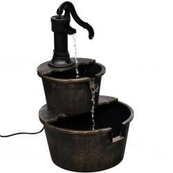 stradeXL Fontanna w formie studni z pompą