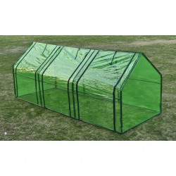 stradeXL Greenhouse with 3 Doors
