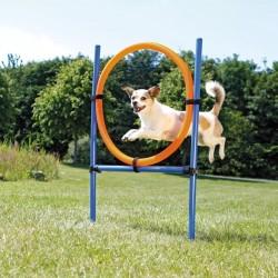 TRIXIE Koło treningowe dla psa Agility 115x3 cm