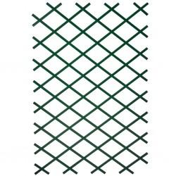 Nature Ogrodowa krata do pnączy, 100x200 cm, PVC, zielona, 6040704