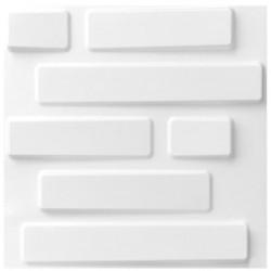 WallArt Panele ścienne 3D, wzór: Cegły, 12 szt., GA-WA02