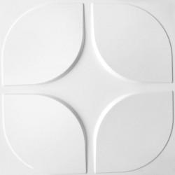 WallArt Panele ścienne 3D z opływowymi kształtami, 12 szt., GA-WA06