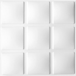 WallArt Panele ścienne 3D, model Cubes, 12 szt., GA-WA07