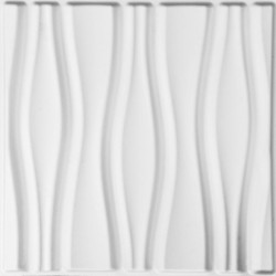 WallArt 3D Wall Panels Flows 12 pcs GA-WA14
