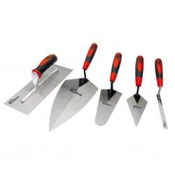 Draper Tools 5-częściowy zestaw kielni, stal węglowa, 69153