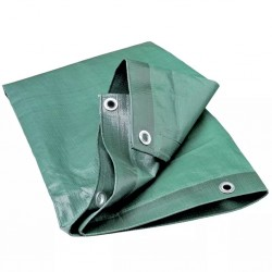 wolfcraft Wood Tarpaulin Green 600x150 cm 5124000