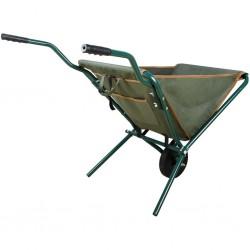 Esschert Design Folding Wheelbarrow Green GT138