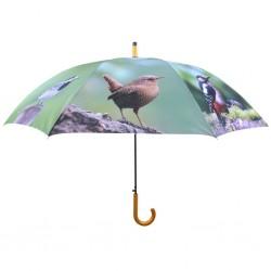 Esschert Design Parasolka w ptaszki Birds, 120 cm, TP178
