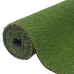 stradeXL Sztuczna trawa 1x5 m/20-25 mm, zielona