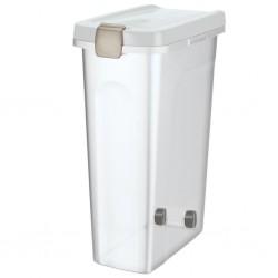 TRIXIE Pojemnik na karmę dla zwierząt, 40 L, przezroczysty, 24668