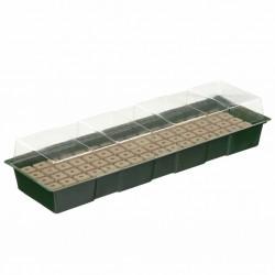 Nature Mini szklarnia, zestaw, 64 komórki