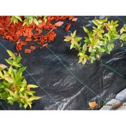 Nature Agrowłóknina przeciw chwastom, 1 x 50 m, czarna
