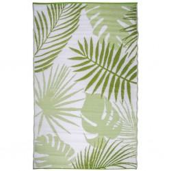 Esschert Design Outdoor Rug 241x152 cm Jungle Leaves OC22