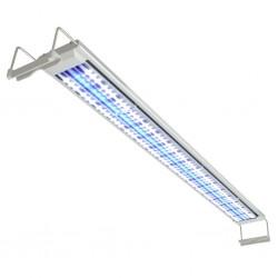 stradeXL Lampa LED do akwarium, IP67, aluminiowa, 120-130 cm