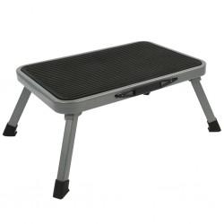 ProPlus Składany stopnień, stołek, 150 kg, metalowy