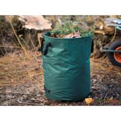 Nature Worek na odpady ogrodowe, okrągły, 240 L, zielony