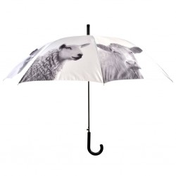 Esschert Design Parasol z nadrukiem zwierząt gospodarskich