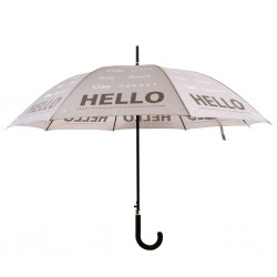 Esschert Design Parasol odblaskowy Hello