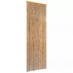 stradeXL Zasłona na drzwi, bambusowa, 56 x 185 cm