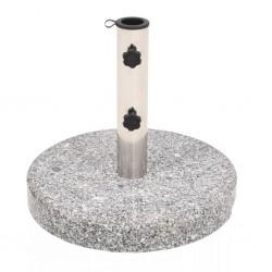 stradeXL Parasol Base Granite Round 22 kg
