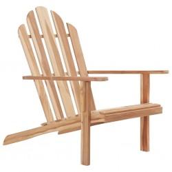 stradeXL Adirondack Chair Teak