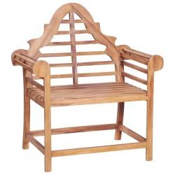 stradeXL Garden Chair 89x63x102 cm Solid Teak