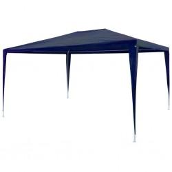 stradeXL Namiot imprezowy, 3 x 4 m, PE, niebieski
